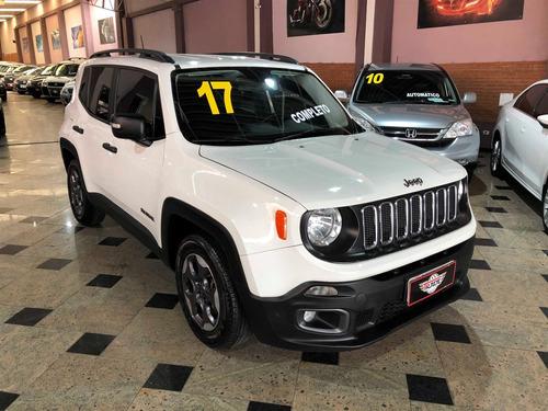 jeep renegade 1.8 16v flex sport 4p manual 2017