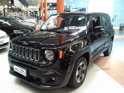 jeep renegade 1.8 16v sport fwd at6 2016