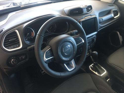 jeep renegade 1.8  at6 longitude 2019