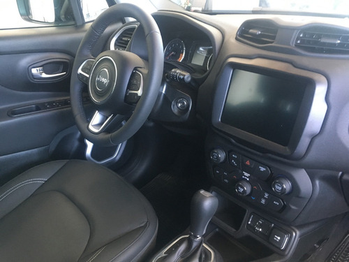 jeep renegade 1.8  at6 longitude  venta online