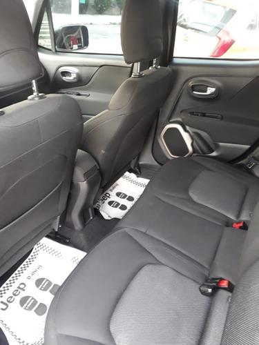 jeep renegade 1.8 automática