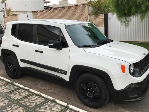 jeep renegade 1.8 flex aut. 5p 2018