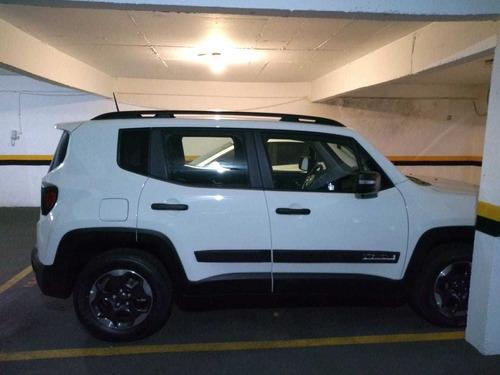jeep renegade 1.8 flex aut. 5p 2019