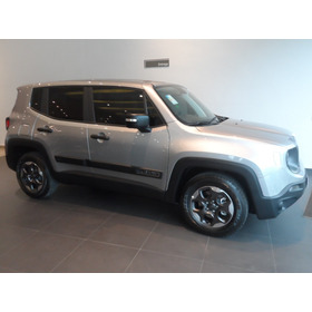 Jeep Renegade 1.8 Flex Aut. 5p 20/20  Pcd