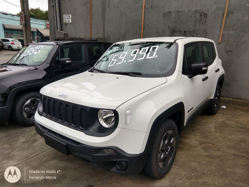 jeep renegade 1.8 flex aut. 5p