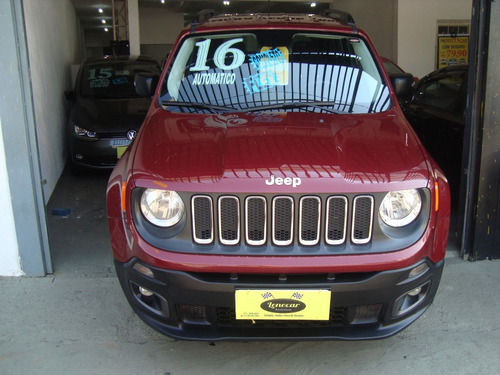 jeep renegade 1.8  flex aut.