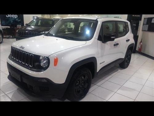 jeep renegade 1.8 flex mec 0km2018
