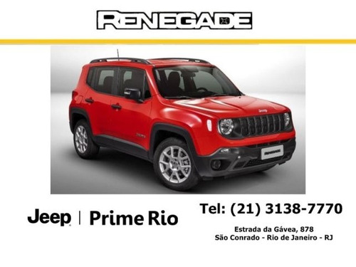 jeep renegade 1.8 flex, rngat