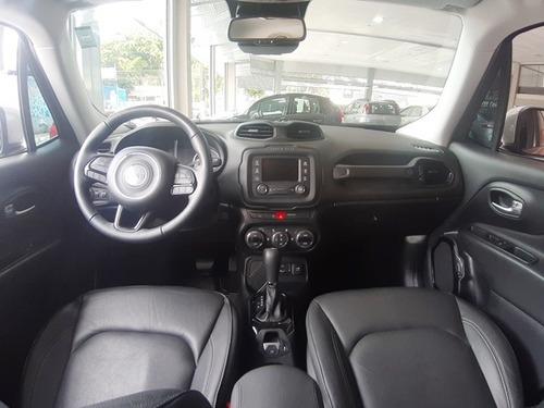 jeep renegade 1.8 limited 4x2 16v flex aut. 2018