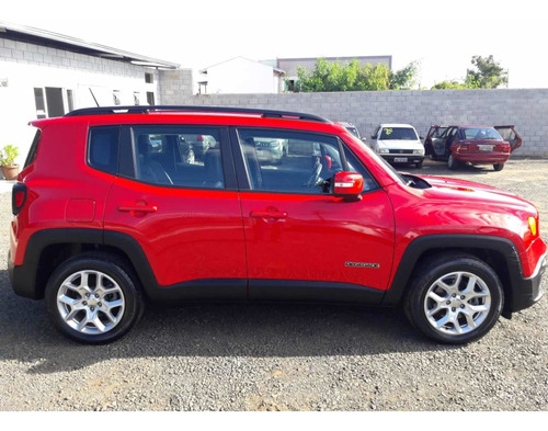 jeep renegade 1.8 limited edition flex aut. 5p 2016