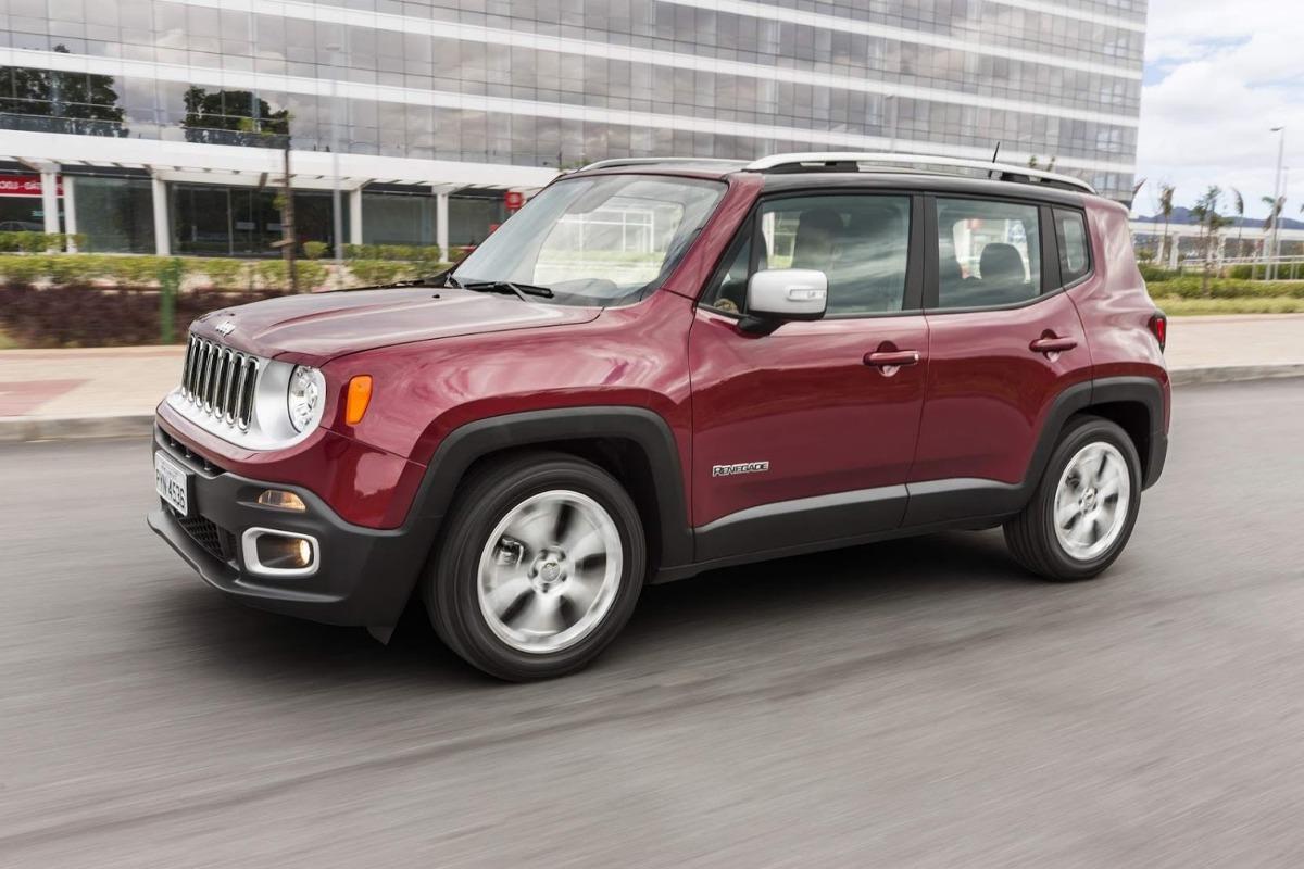 jeep renegade 1 8 limited flex 2018 0km r em mercado libre. Black Bedroom Furniture Sets. Home Design Ideas