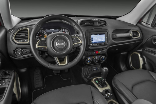 jeep renegade 1.8 limited flex 2018 0km