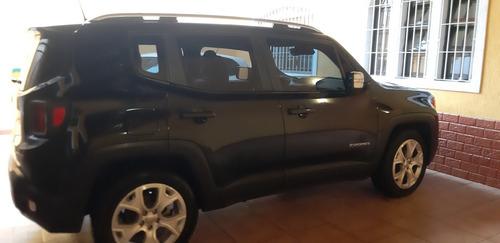 jeep renegade 1.8 limited flex aut. 5p 2018