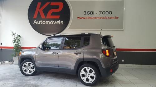 jeep renegade 1.8 limited flex aut. 5p