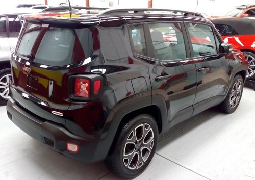jeep renegade 1.8 litude 4x2 at 2018 mexcar