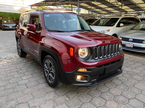jeep renegade 1.8 litude 4x2 at