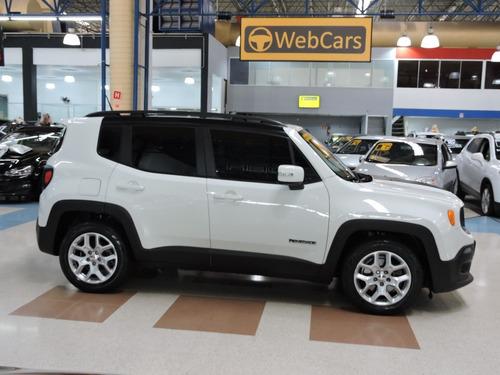 jeep renegade 1.8 longitude 16v flex - automático 2016