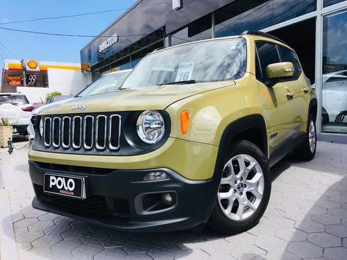jeep renegade 1.8 longitude 4x2