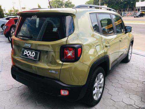 jeep renegade 1.8 longitude 4x2