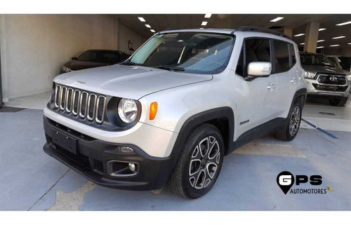 jeep renegade 1.8 longitude at 2018 automotores gps