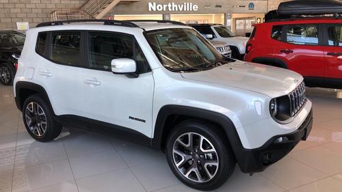 jeep renegade 1.8 longitude at6 0 km  2019