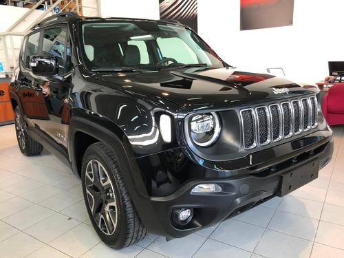 jeep renegade 1.8 longitude at6 0km 2019 linea nueva