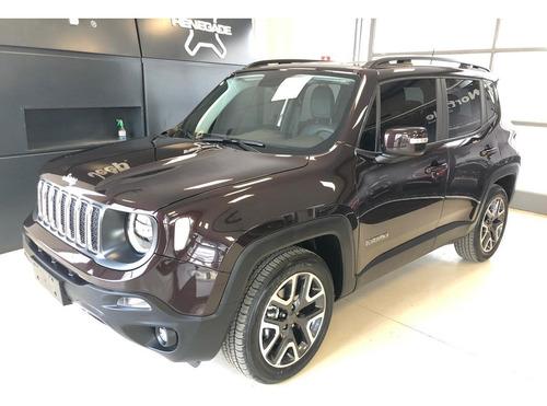 jeep renegade 1.8 longitude at6 0km 2020