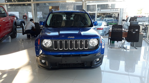 jeep renegade 1.8 longitude at6 0km 2020 linea nueva
