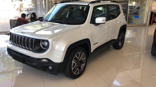 jeep renegade 1.8 longitude at6 0km linea nueva
