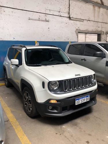 jeep renegade 1.8 longitude at6 2018