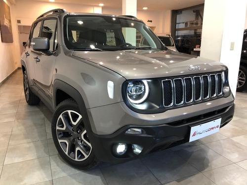 jeep renegade 1.8 longitude at6 2019 precio viejo