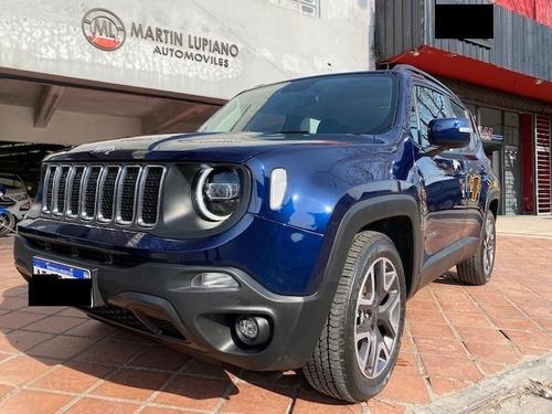 jeep renegade 1.8 longitude at6 2020 1500 kms permuto