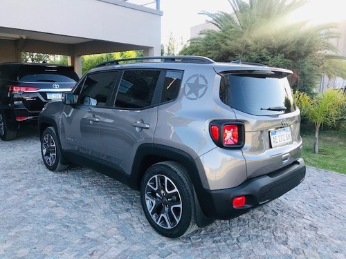 jeep renegade 1.8 longitude at6 2020 igual a okm ! permuto