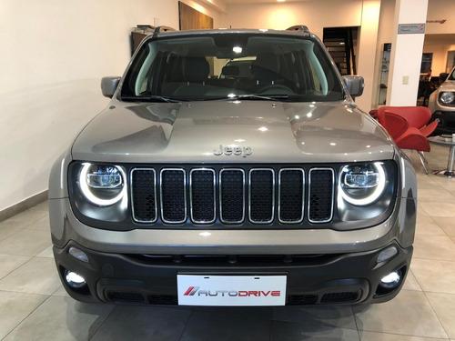 jeep renegade 1.8 longitude at6 2020/2021
