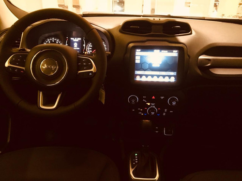 jeep renegade 1.8 longitude at6