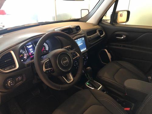 jeep renegade 1.8 longitude at6 en cuotas