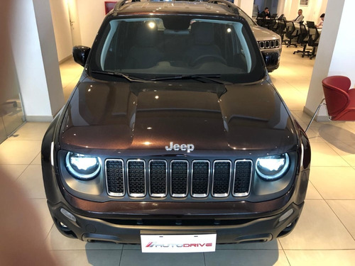 jeep renegade 1.8 longitude at6 en plan gobierno