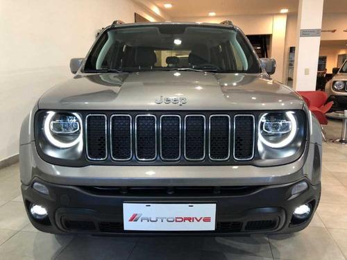 jeep renegade 1.8 longitude at6 financie con jeep