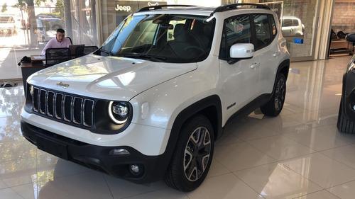 jeep renegade 1.8 longitude at6 linea nueva 19