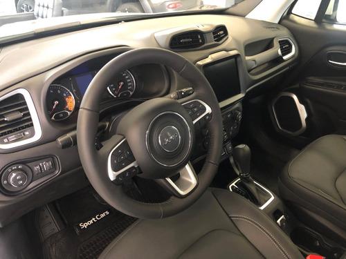 jeep renegade 1.8 longitude at6 linea nueva sport cars 0km