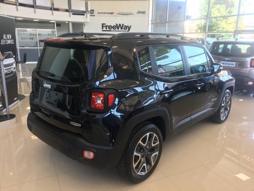 jeep renegade 1.8 longitude at6  venta online