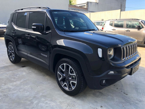 jeep renegade 1.8 longitude aut. 0km my20 jeep la plata 1