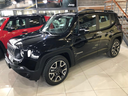 jeep renegade 1.8 longitude automatica 2020