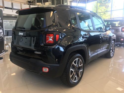 jeep renegade 1.8 longitude automatica ventas online
