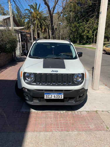 jeep renegade 1.8 longitude flex at 5p 2018