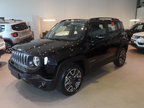 jeep renegade 1.8 longitude flex aut. 5p 19/20