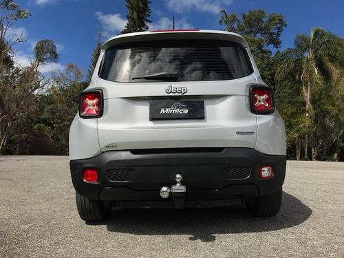 jeep renegade 1.8 longitude flex aut. 5p - 2015/2016