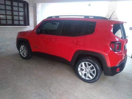 jeep renegade 1.8 longitude flex aut. 5p 2016   39.000 km