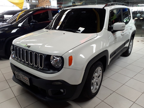 jeep renegade 1.8 longitude flex aut. 5p 2016