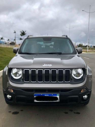 jeep renegade 1.8 longitude flex aut. 5p 2019